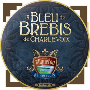 pastille fromage Le Bleu de Brebis Charlevoix