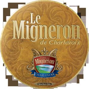 pastille fromage Le Migneron de Charlevoix