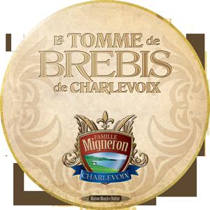 pastille fromage La Tomme de Brebis de Charlevoix